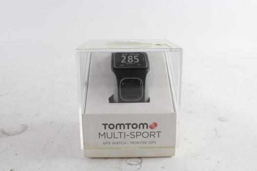 TomTom Multi-Sport Smartwatch