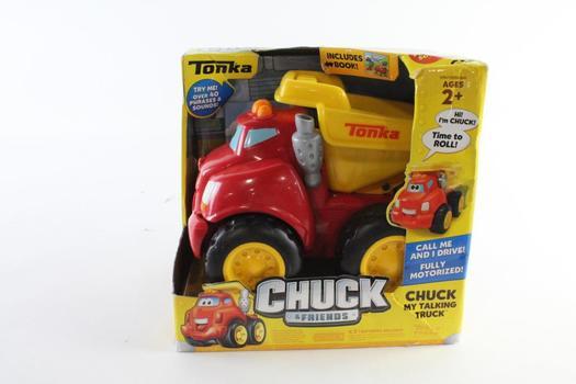 Tonka Chuck & Friends Chuck My Talking Truck