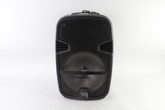 Top Tech Audio Portable PA Speaker