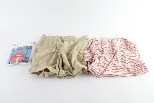 Topman And Other Brands Clothing, S, 30, And M, 3 Pieces