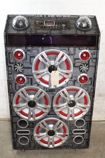 Toptech Audio Speaker