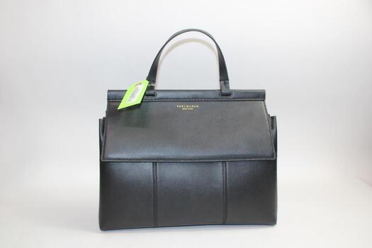 Tori Burch Black Handbag