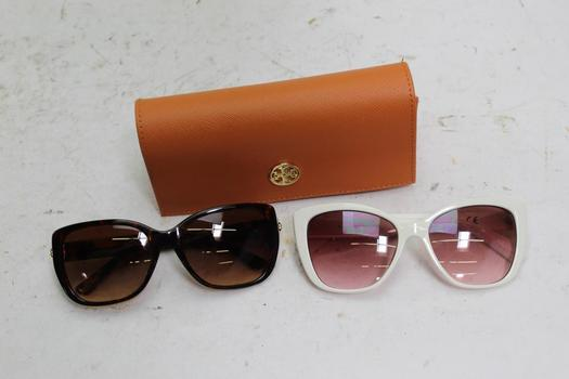 Tory Burch And French Collection Women's Sunglasses, 2 Pieces