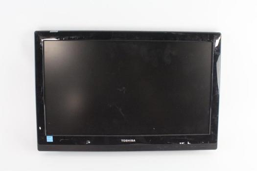 """Toshiba 19"""" LED TV"""