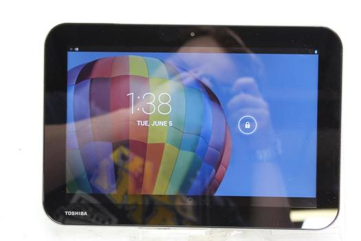 Toshiba Excite Pure Android Tablet, 16GB, Wi-Fi Only