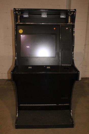 Touchscreen Gambling Machines