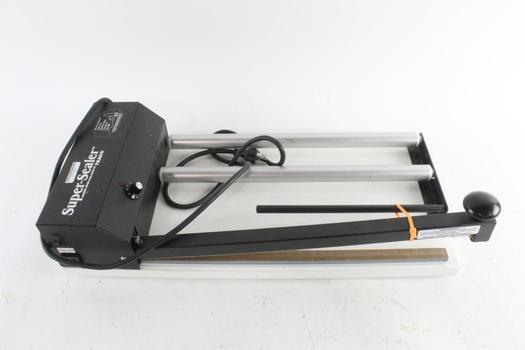 Traco Super-Sealer Portable Shrink-Wrap System