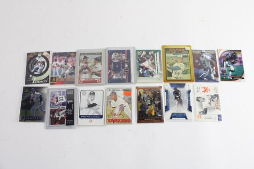 Trading Cards, 15 Pieces
