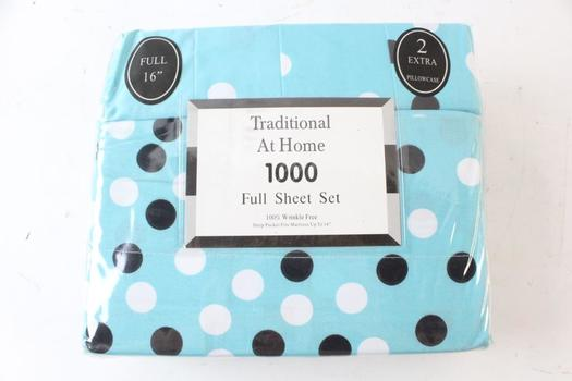 Traditional At Home Full Sheet Set