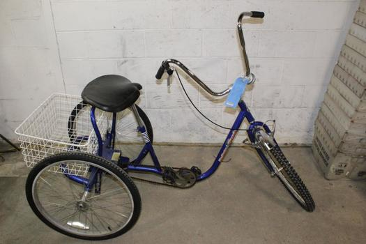 Trailmate DeSoto Classic Tricycle