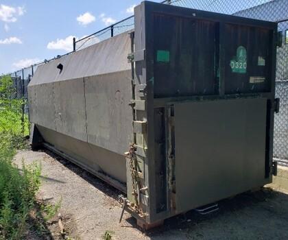 Trash Compactor (Brooklyn, NY 11218)