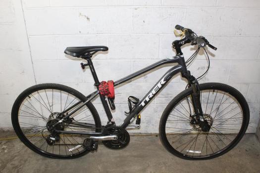 Trek Dual Sport 1 Hybrid Bike