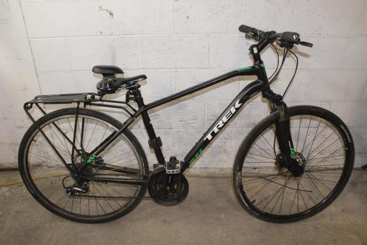 Trek Dual Sport 2 Hybrid Bike