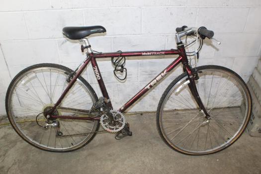 Trek MultiTrack 7600 Hybrid Bike