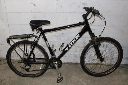 Trek SLR Mountain Bike Sold For Parts