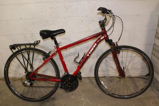 Trek Verve 3 Hybrid Bike