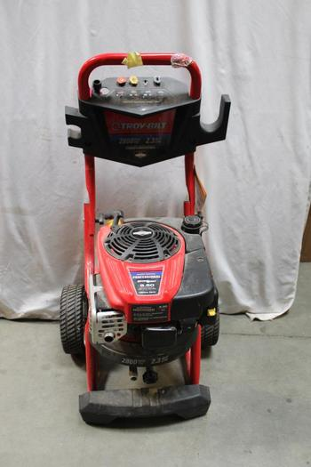 Troy Bilt 2800 Max Psi 2.3 Max Gpm Pressure Washer