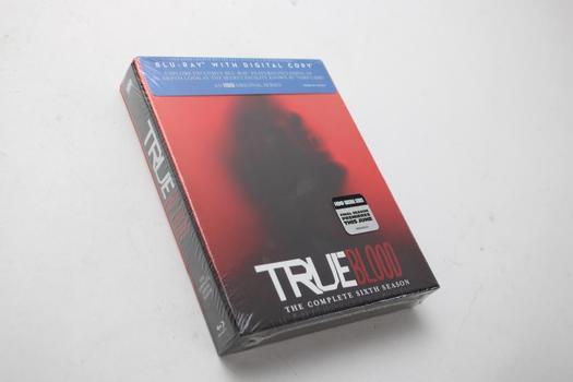 True Blood Blu-ray Complete 6th Season