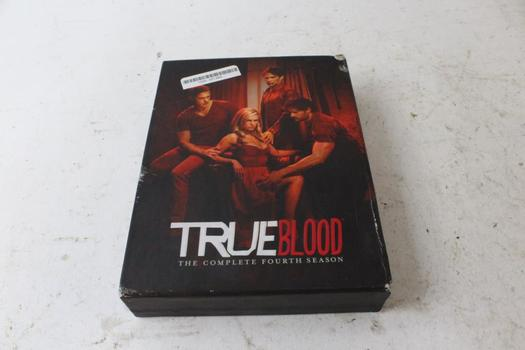 True Blood The OCmplete Fourth Season DVD Boxset