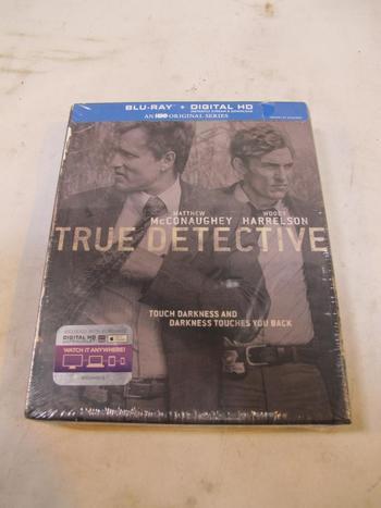 True Detective Blu-ray Complete 1st Season