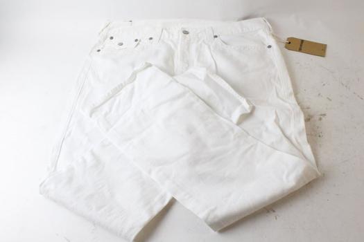 True Religion Mens Jeans, Size 40
