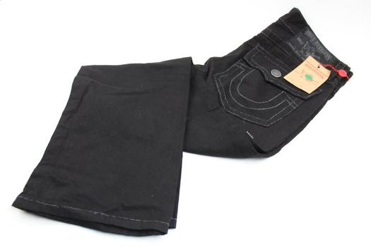 True Religion Ricky Relaxed Straight Leg Jeans Size 36