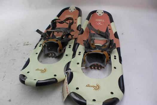 Tubbs Odyssey 30 Snowshoes