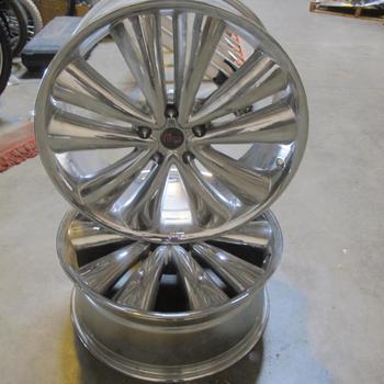 Two Niche Wheels