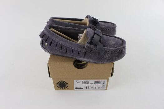 Ugg Rosea Ruffles Girls Shoes, Size 11