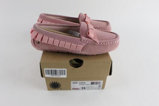 Ugg Rosea Ruffles Girls Shoes, Size 13