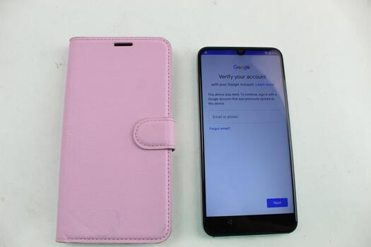 UmiDigi A5 Pro, 32GB, Unknown Carrier, Google Account Locked, Sold For Parts