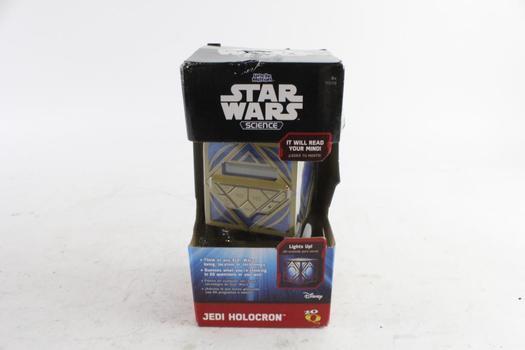 Uncle Milton Star Wars Science Jedi Holocron