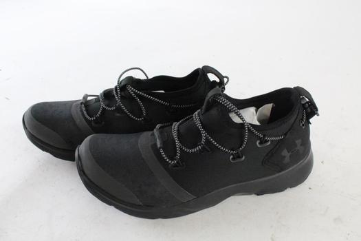 Under Armour BGS Drift 2X Camo RFLT Boys Shoes, Size 6Y