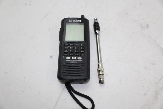 Uniden Bcd436hp Digital Trunk Tracker