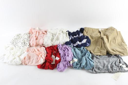 Universal Thread Tank Top Size Large And More, 9 Pieces