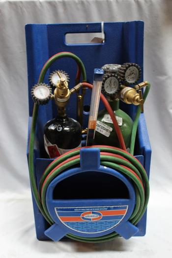 Uniweld 2 Cannister Welding Torch