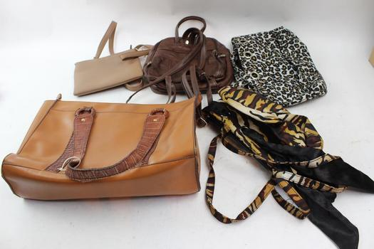 Unknown Brand Handbags And More: 5+ Items