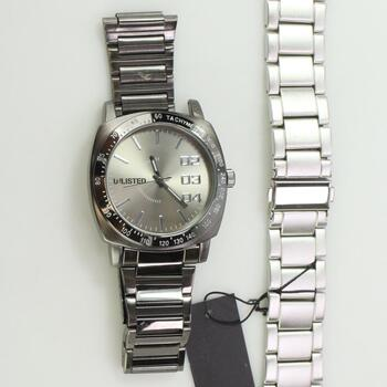 Unlisted Watch with Extra Band