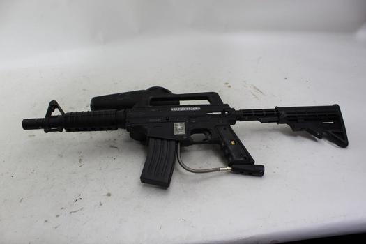U.S. Army Alpha Black Paint Ball Gun