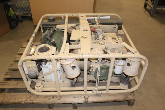 U.S. Army Ordinace Corp. Generator
