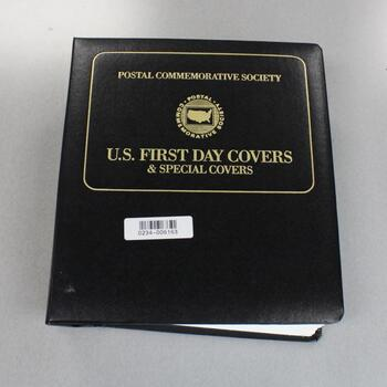 US First Day Cover & Special Covers Album