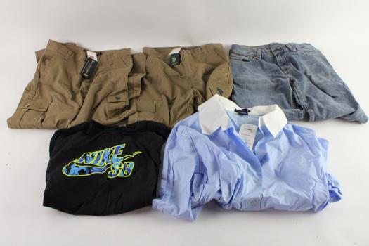 U.S. Polo , Nike  Youth Pants And Shirts 4+ Pieces