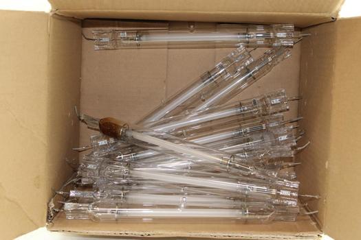Ushio AHS-DE 1000W Pro-Plus HPS Bulbs, 16 Pieces