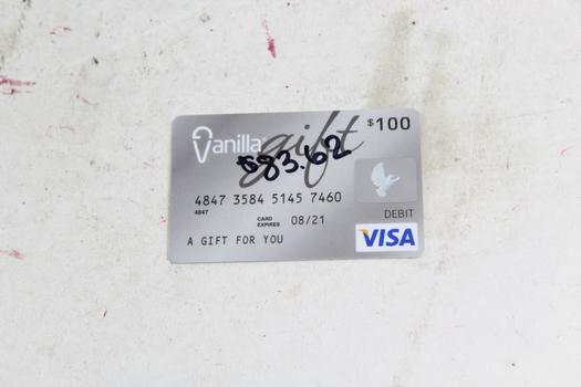 visa debit gift card