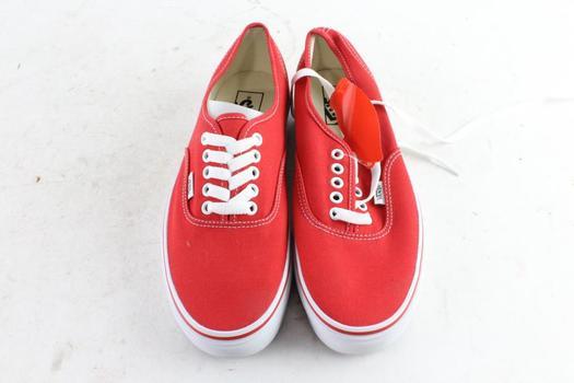 Vans Off The Wall Authentic Men's Shoes, Size 8.5