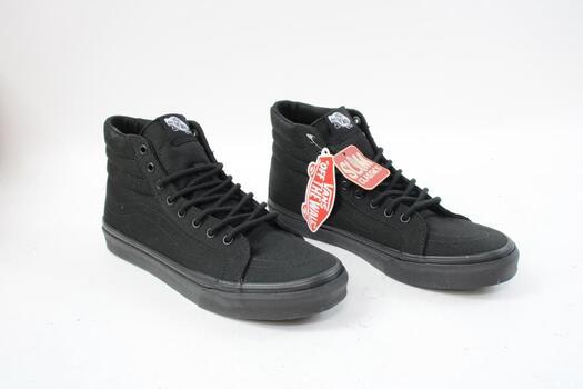 Vans Sk8 Hi Slim - Black/Black