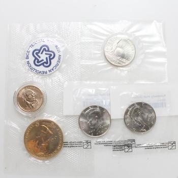 Various US Coins, 5 Pieces
