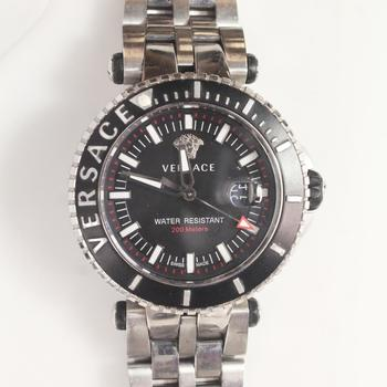 Versace V-Race Divers Watch - Evaluated By Independent Specialist