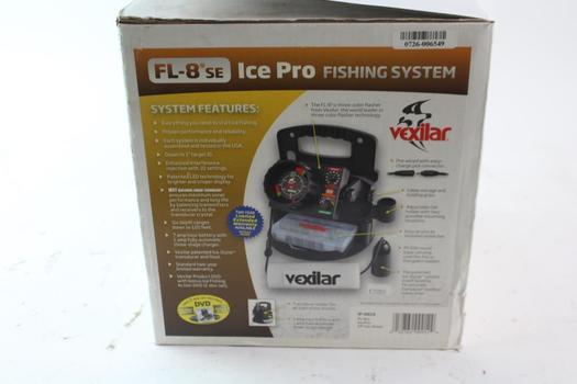 Vexilar Ice Pro Fishing System
