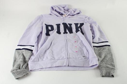 Victorias Secret Love Pink Size L/G, Womens Hoodie